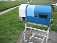 KNMI, Weather Service of the Netherlands, Cabauw HATPRO dual Profiler